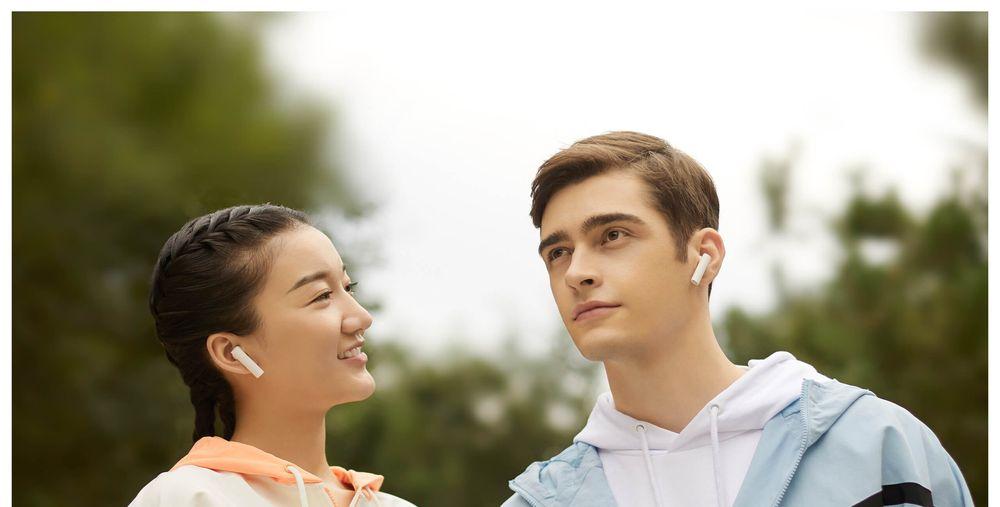 Bezdrátová sluchátka Xiaomi Mi True Wireless Earphones 2S